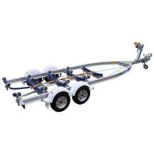 Dunbier Trailer - AGR6.5M-13TB