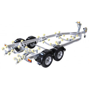 Dunbier Trailer - AS6.2M-14THE