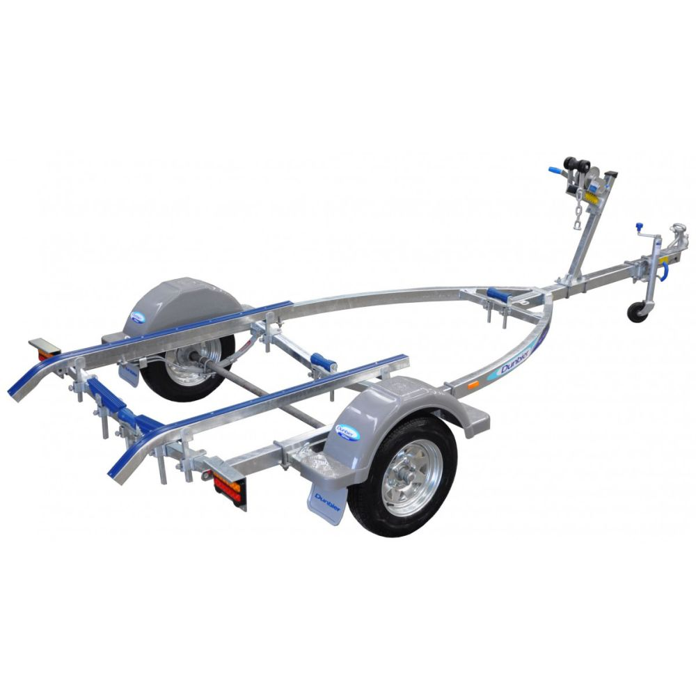Dunbier Trailer – CL4.2M-13L