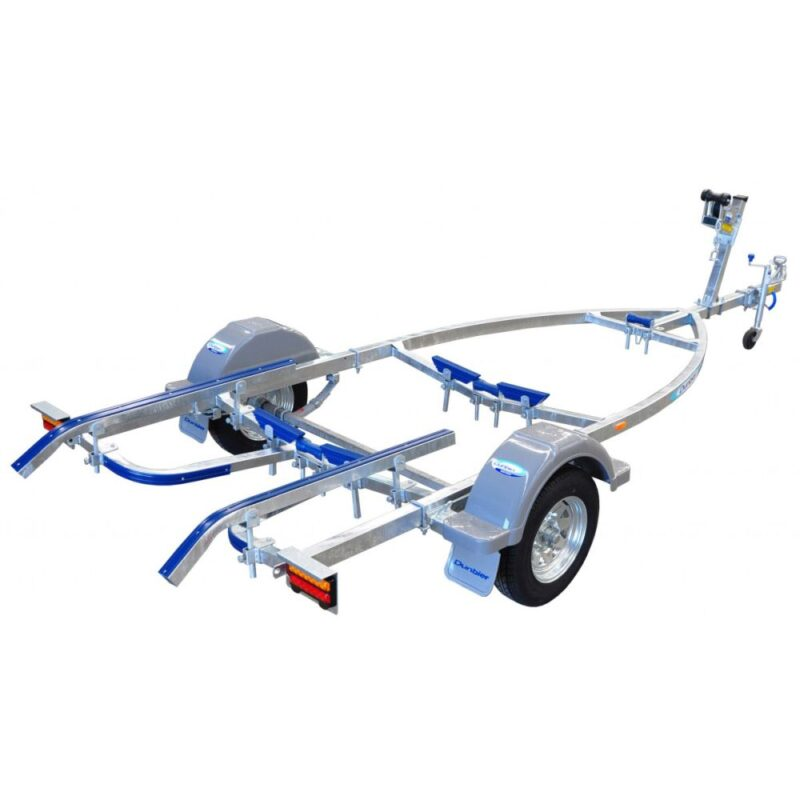 Dunbier Trailer - CL4.7M-13B