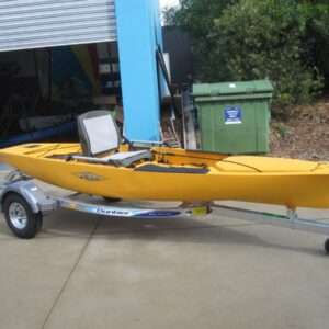 Dunbier Trailer - NIPPER KAYAK 4M-13