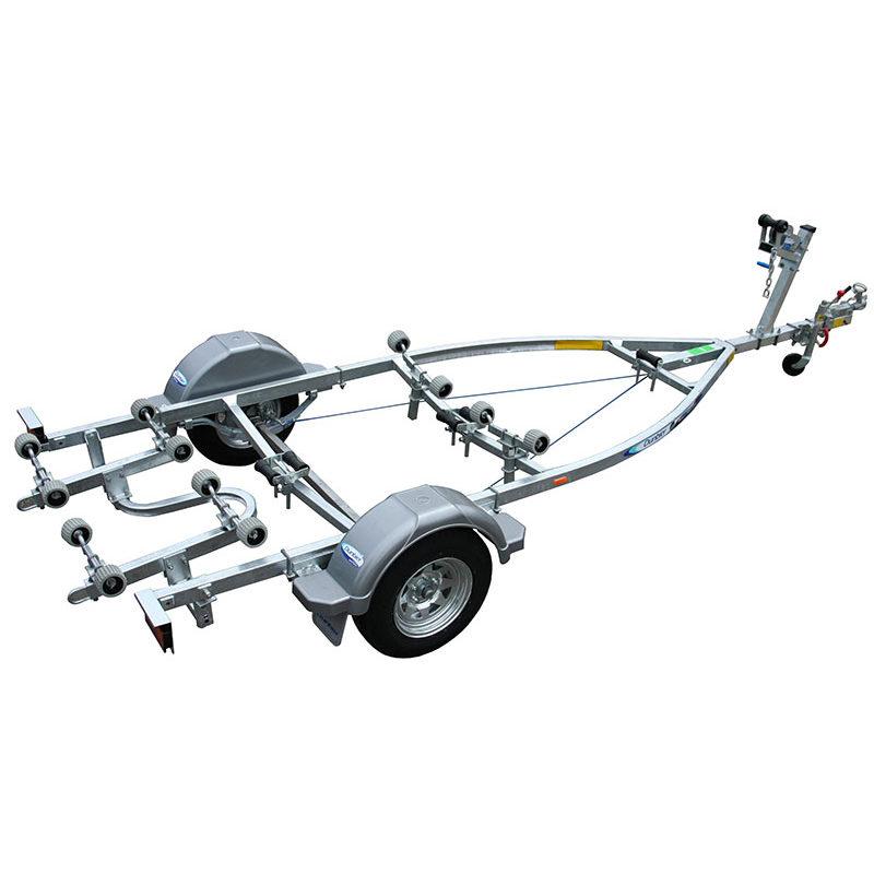 Dunbier Trailer - R4.7M-13B (1180KG)