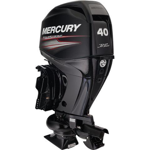 Mercury 40 Jet