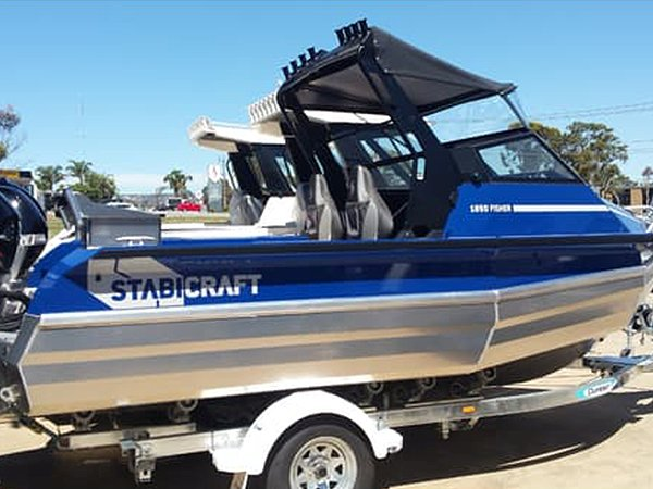 2019 STABICRAFT 1850 FISHER