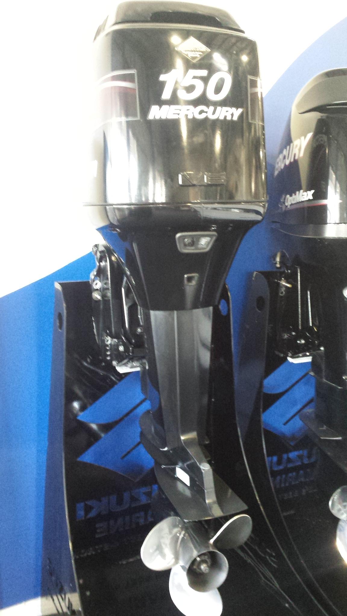 2006 Mercury 150HP X/L 2 Stroke Outboard