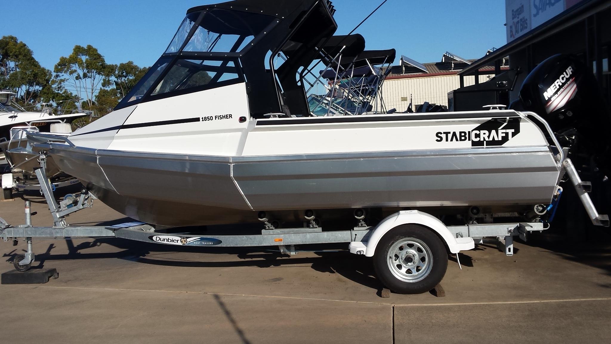 2020 Stabicraft 1850 Sportsfish